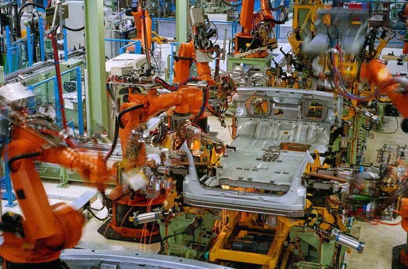 ¿En qué punto se encuentra la automatización industrial?