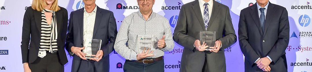 Premi Factories of the Future Awards als Projectes Innovadors de la Formació Professional