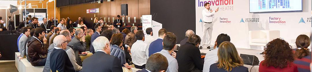 Advanced Factories acull el Racó d'Innovació organitzat per CIAC