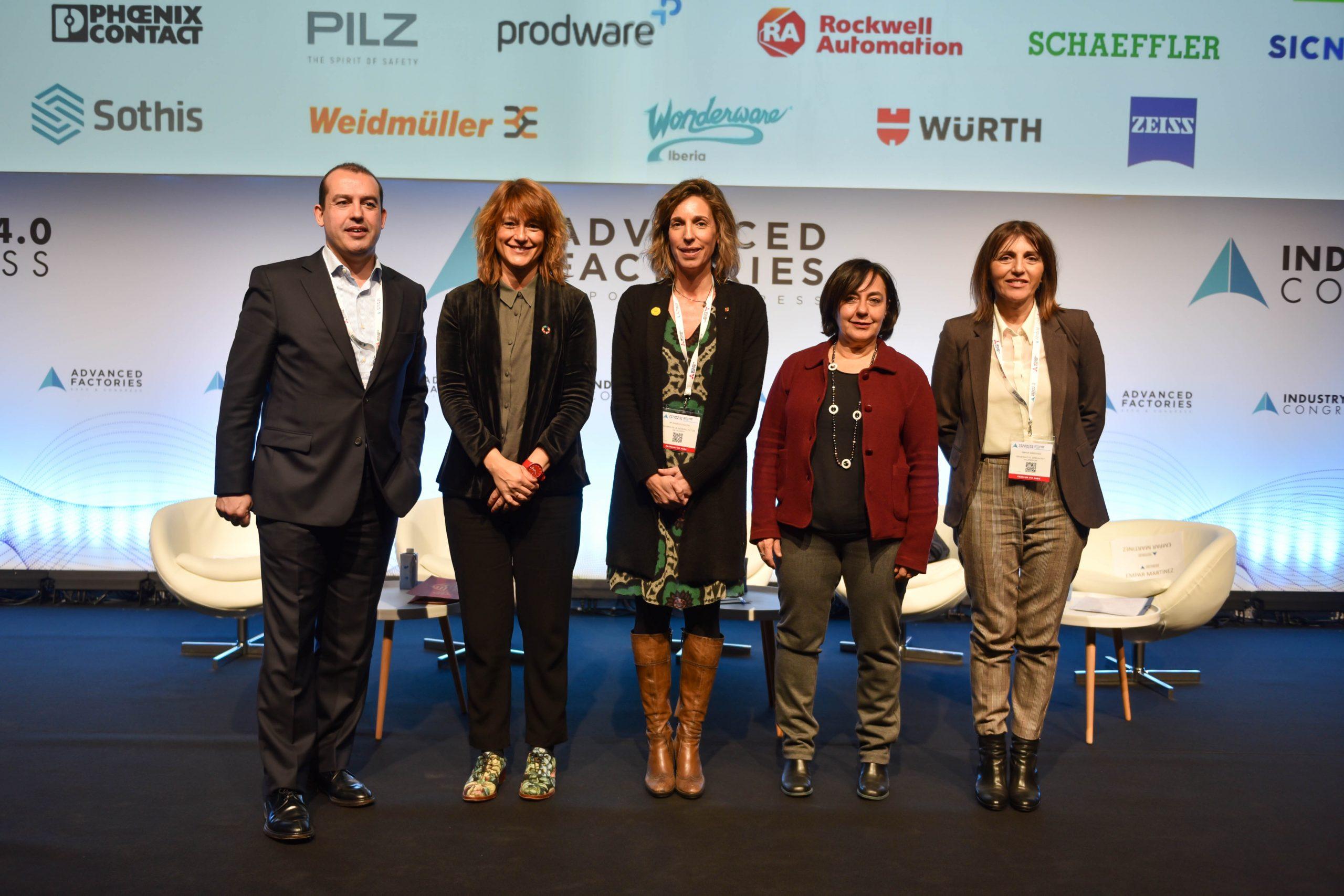 Las administraciones españolas, catalanas y valencianas apuestan por el talento y un cambio de cultura empresarial hacia una industria digital