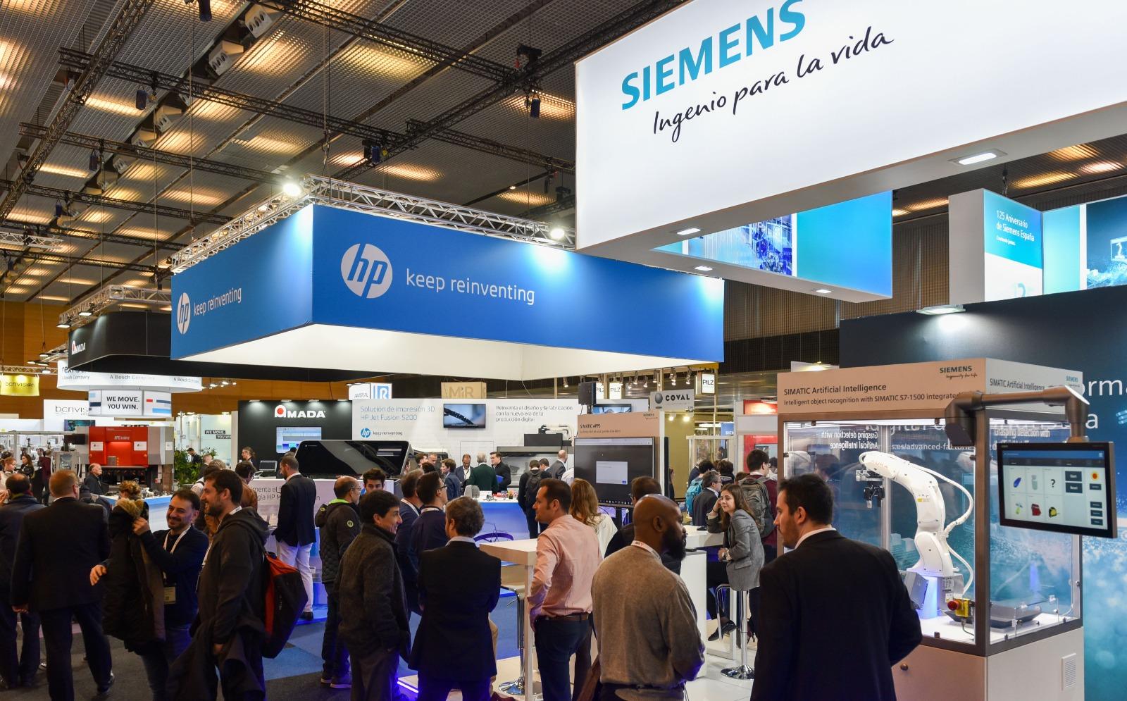 Advanced Factories presenta el futuro de la automatización industrial en su nueva edición