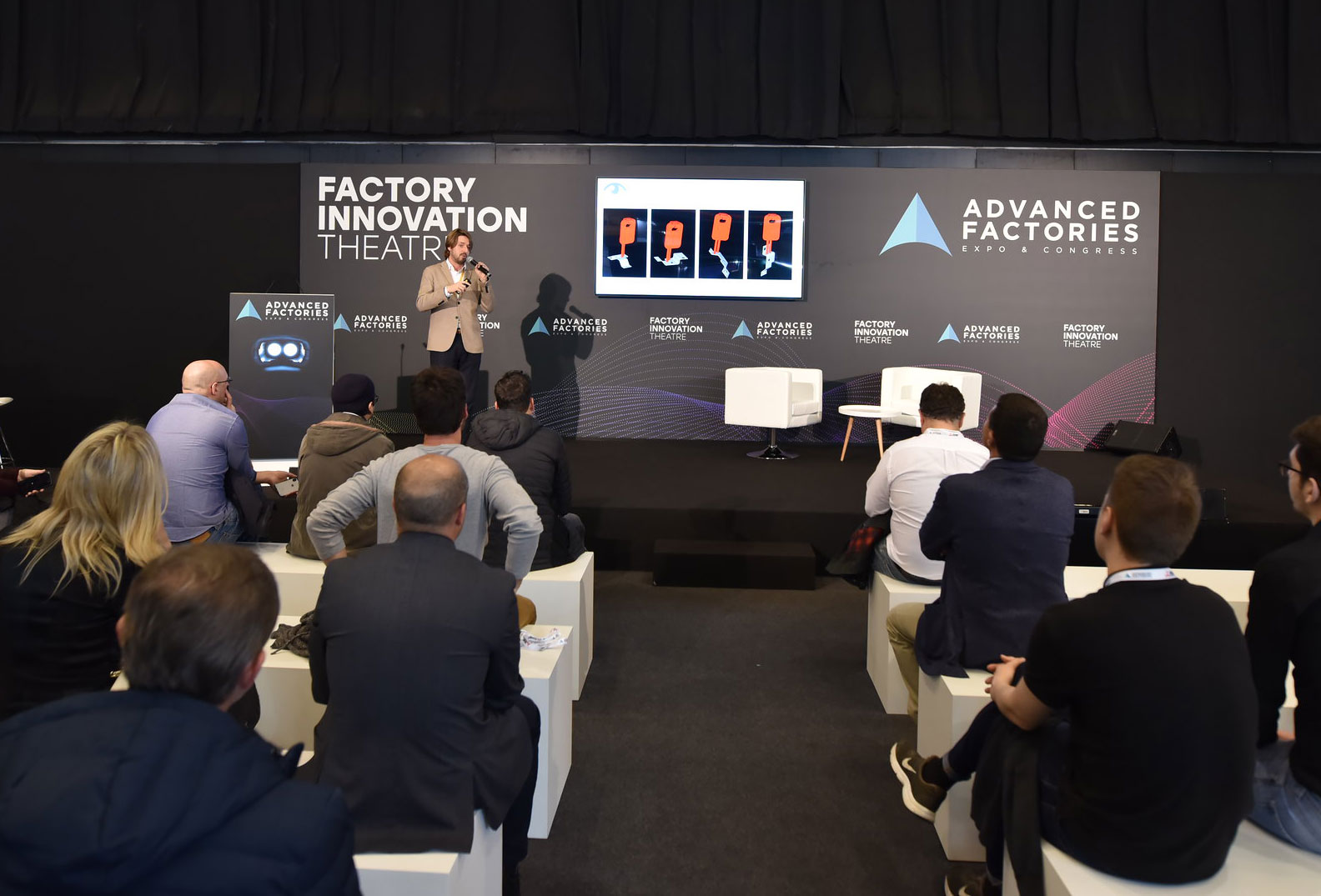 Advanced Factories promotes technology transfer between startups and industrial companies with the Industry Startup Forum