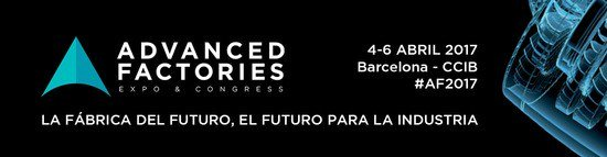Thumbnail for Advanced Factories, Barcelona 4-6 abril 2017