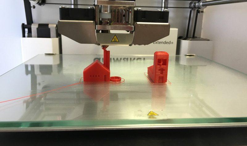 Tendencias que moldearán el futuro de la impresión 3D