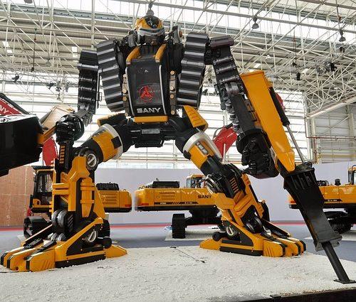 La cadena de montaje de las fábricas del futuro: menos personal y más robots