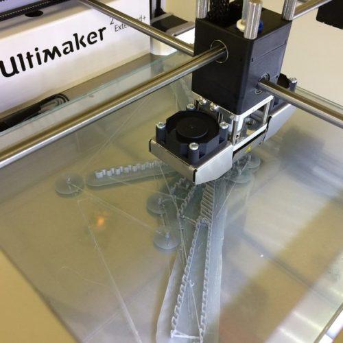 Las novedades que nos traerá la impresión 3D en 2018