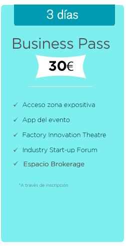 AF2018 Business Pass