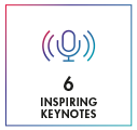 6 Inspiring Keynotes en Industry 4.0 Congress