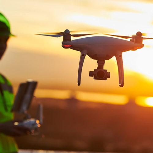 El papel de los drones en la industria 4.0